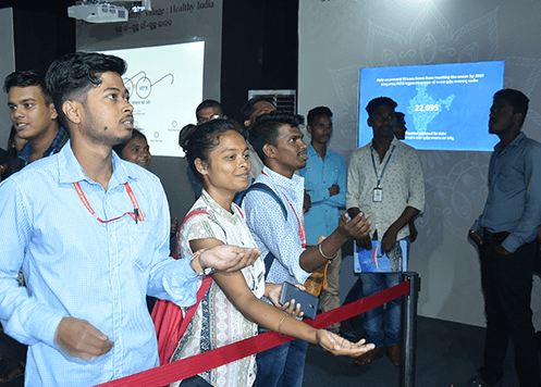 Multimedia Exhibition Cuttack-digital exhibition-Image-2